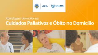 Abordagem Domiciliar de Pacientes em Cuidados Paliativos Interdisciplinar